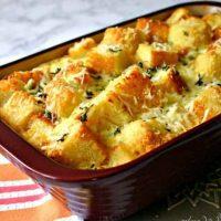 Parmesan Cornbread Pudding   Life, Love, and Good Food