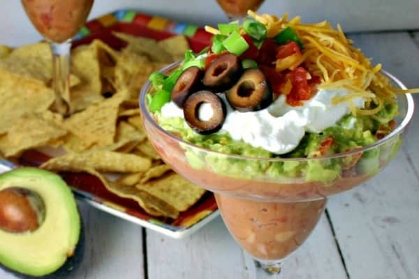 Cinco De Mayo Bean Dip Life Love And Good Food