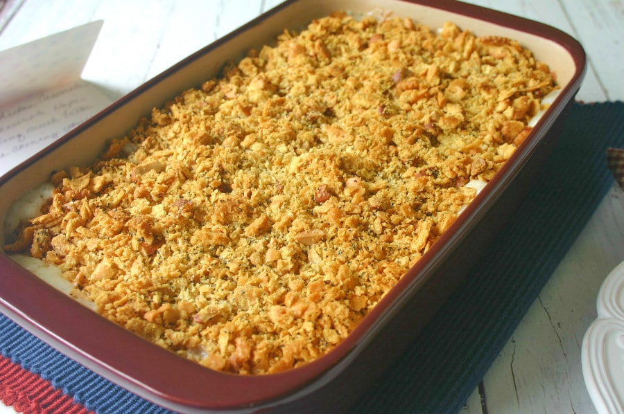 Poppy Seed Chicken Casserole | Life, Love, and Good Food