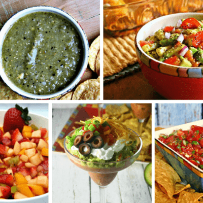 5 Cinco de Mayo Favorite Appetizers