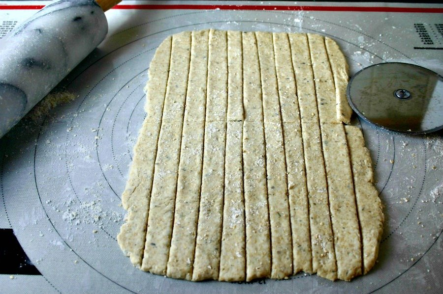Parmesan Twists   Life, Love, and Good Food
