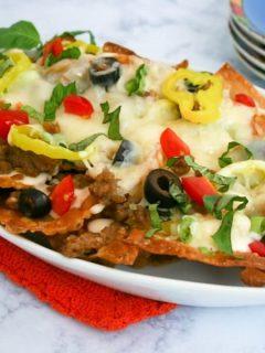 Italian Nachos   Life, Love, and Good Food