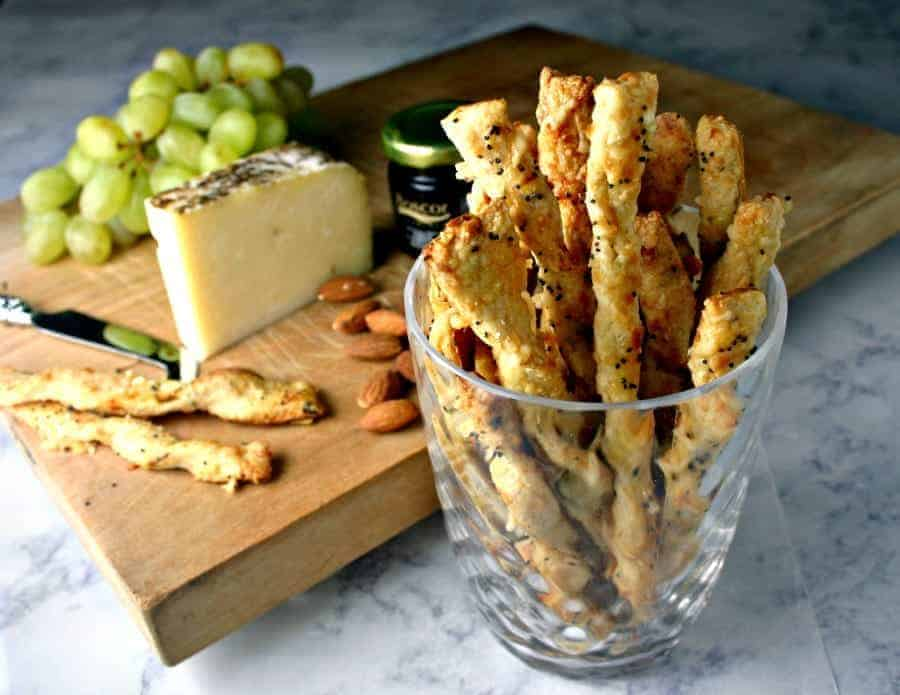 Skinny Parmesan Twists   Life, Love, and Good Food