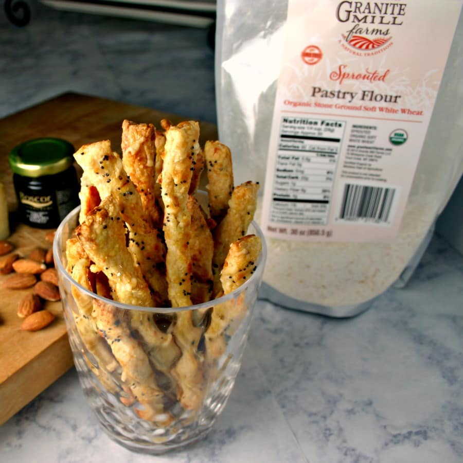 Skinny Parmesan Twists | Life, Love, and Good Food