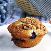 Blueberry Streusel Muffins | Life, Love, and Good Food