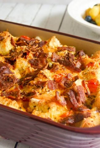 Italian Bread Pudding | Life, Love, and Good Food