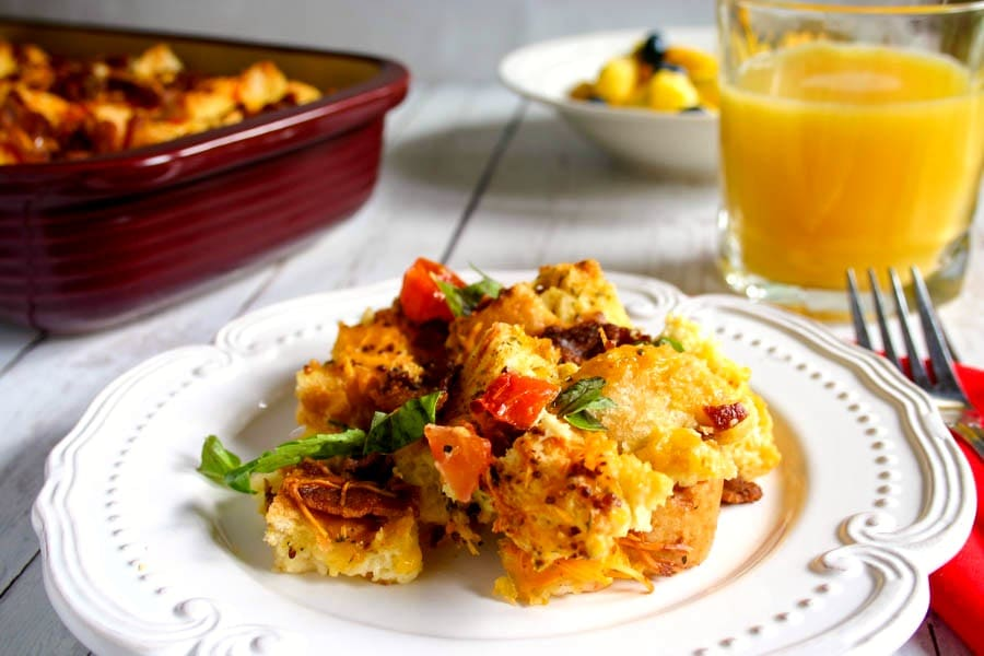 Italian Bread Pudding | Life, Love, and Good Food