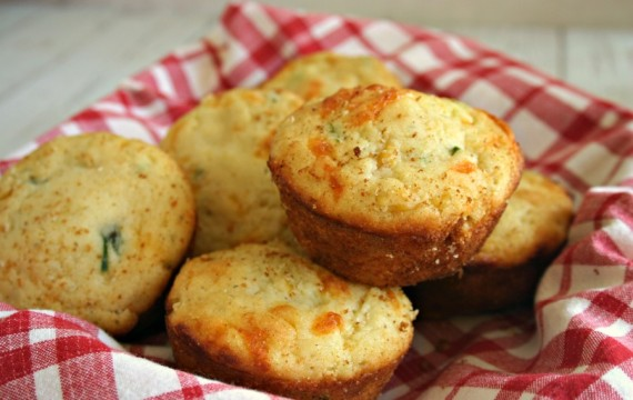 Mexican Cornbread Muffins | Life, Love, and Good Food