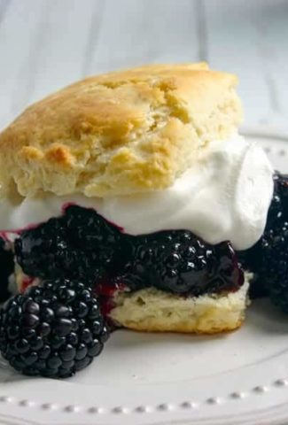 Blackberry-Blueberry Shortcake   Life, Love, and Good Food