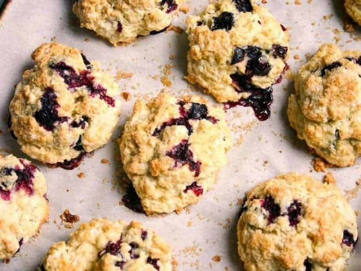 Blueberry Scones   Life, Love, and Good Food