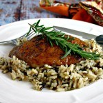 Balsamic Pork Chop   Life, Love, and Good Food #easydinnerrecipe