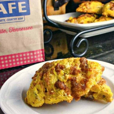 Spiced Pumpkin Scones   Life, Love, and Good Food