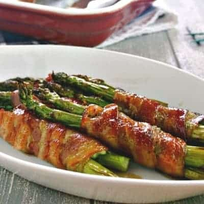 Bacon-Wrapped Asparagus Bundles