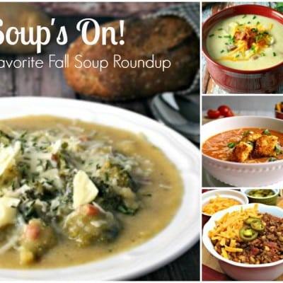 Fall Favorite Soup Roundup
