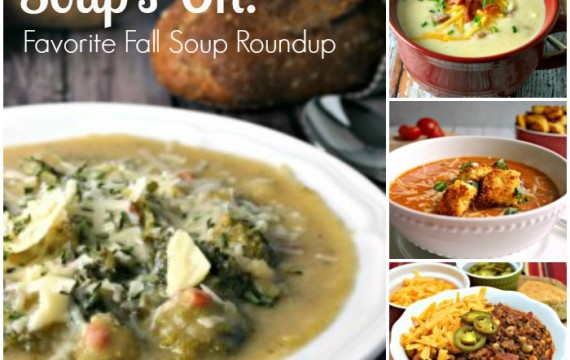 Favorite Fall Soup Roundup | Life, Love, and Good Food
