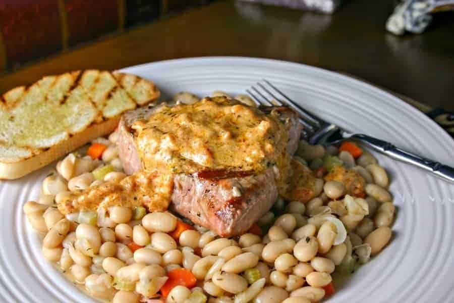 Tuna with White Beans and Sundried Tomatoes   Life, Love, and Good Food