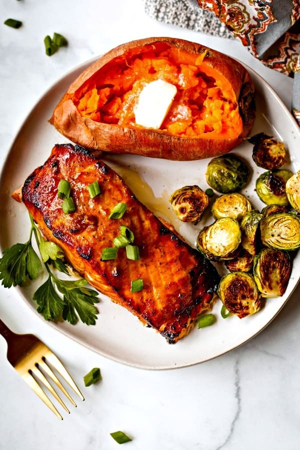 Best Grilled Salmon Life Love And Good Food
