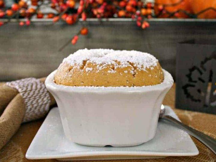 Sweet Potato Soufflé