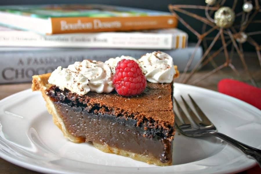 Chocolate Chess Pie   Life, Love, and Good Food