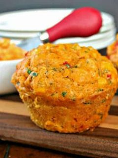 Pimento Cheese Muffins | Life, Love, and Good Food
