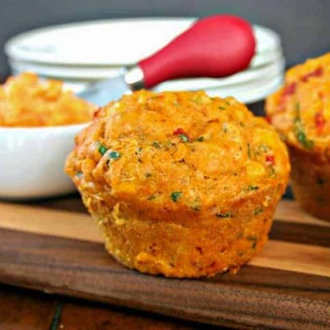 Pimento Cheese Muffins   Life, Love, and Good Food