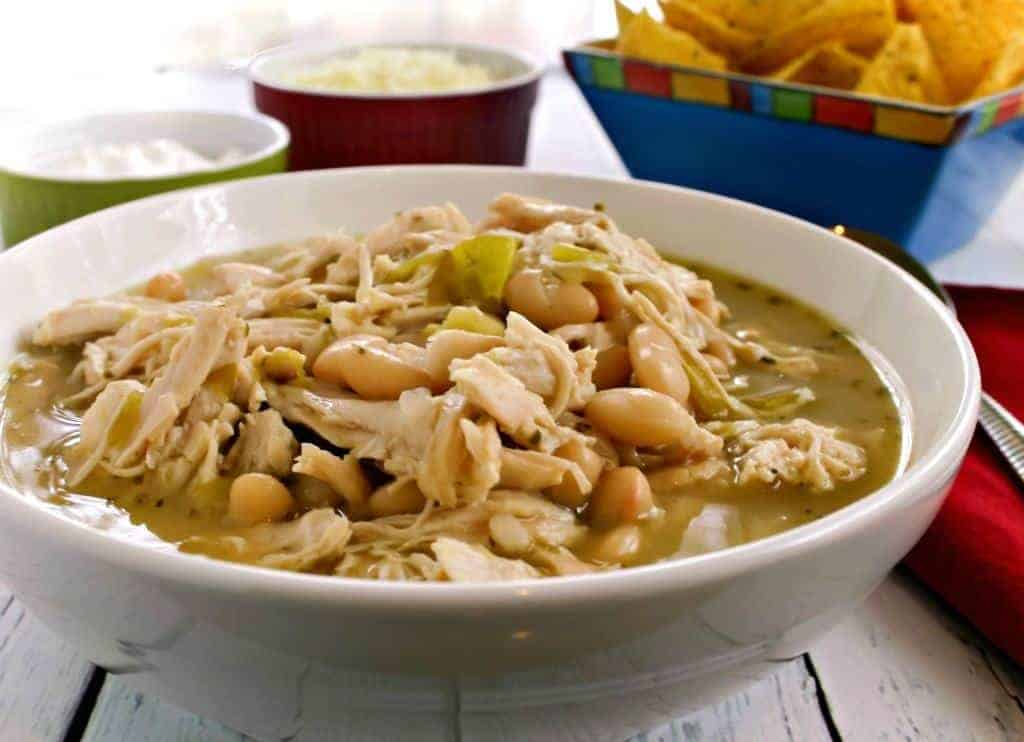 White Chicken Chili | Life, Love, and Good Food