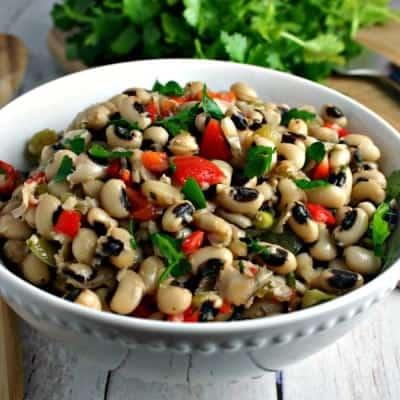 Hattie B's Black Eyed Pea Salad
