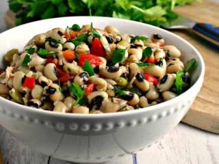 Hattie B's Black-Eyed Pea Salad