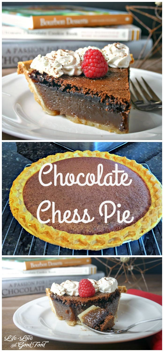 Chocolate Chess Pie Without Evaporated Milk