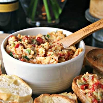 Roasted Red Pepper and Artichoke Tapenade