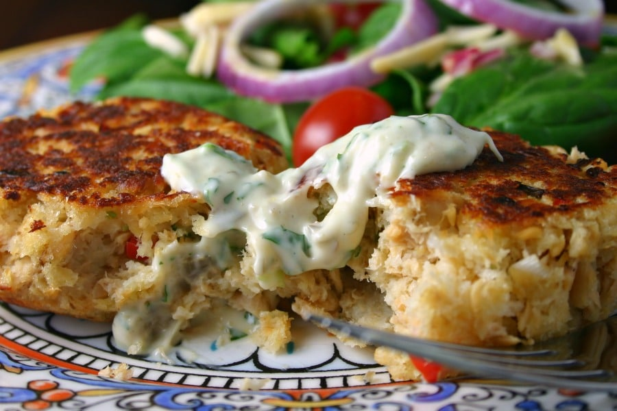 Salmon Croquettes | Life, Love, and Good Food