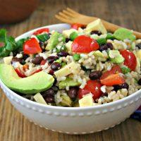 Santa Fe Rice Salad   Life, Love, and Good Food