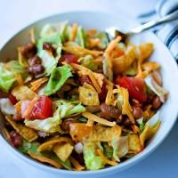 Catalina Frito Salad in a bowl