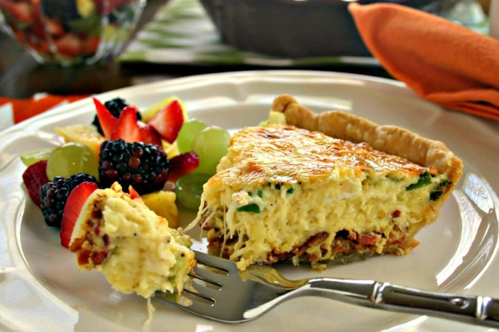 Classic quiche lorraine life love and good food classic quiche lorraine life love and good food forumfinder Gallery