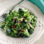 Lightened Up Broccoli Salad | Life, Love, and Good Food