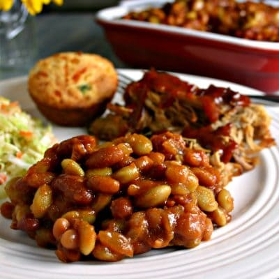 Mixed Baked Beans