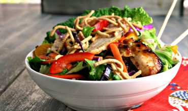 Asian Chicken Salad   Life, Love, and Good Food