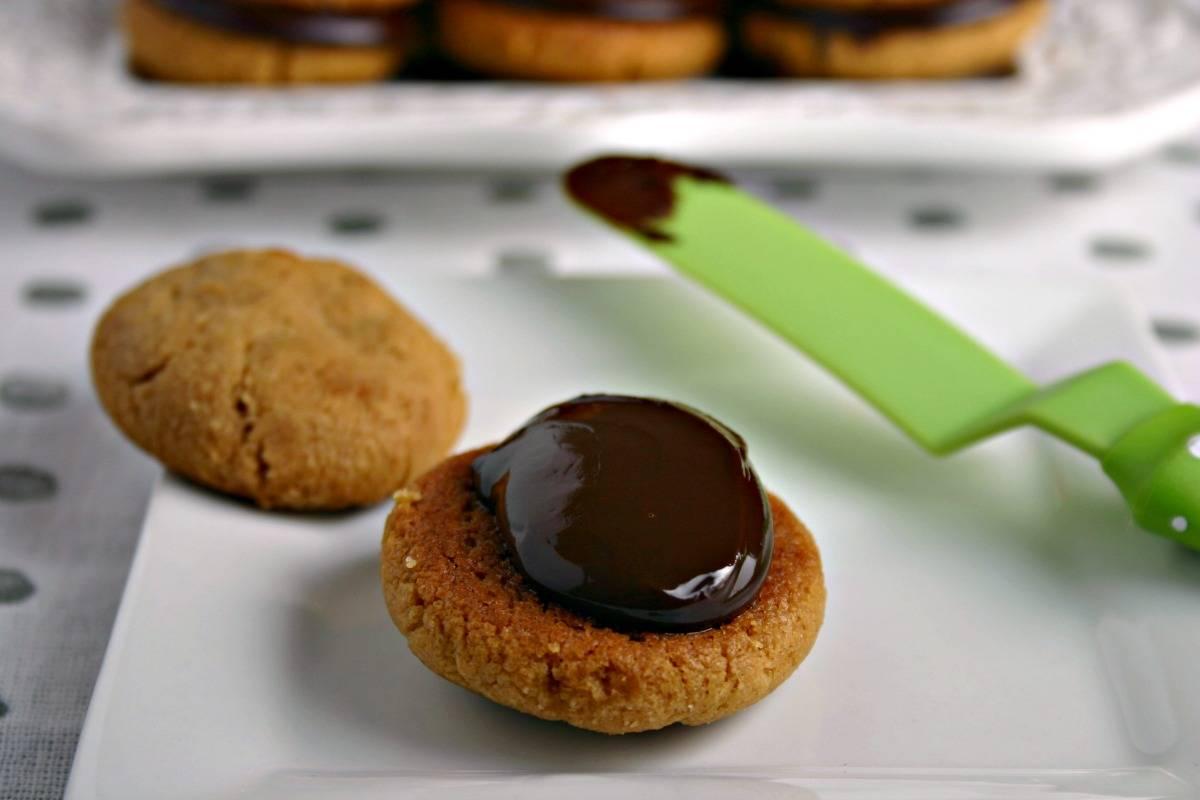 PB and Chocolate Cookies | Life, Love, and Good Food