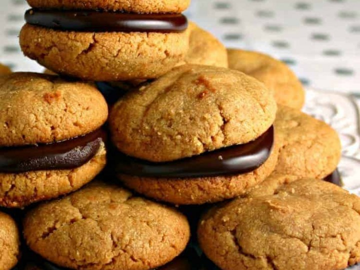 PB and Chocolate Cookies | Life, Love, and Good Food