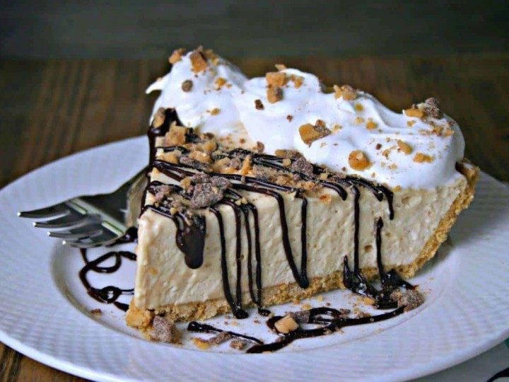 Joann's Peanut Butter Pie | Life, Love, and Good Food