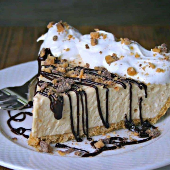 Joann's Peanut Butter Pie   Life, Love, and Good Food