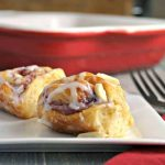 Raspberry Almond Sweet Rolls | Life, Love, and Good Food