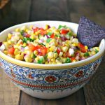 Corn Salsa | Life, Love, and Good Food
