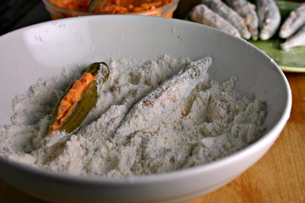 Pimento Cheese Okra Bites | Life, Love, and Good Food
