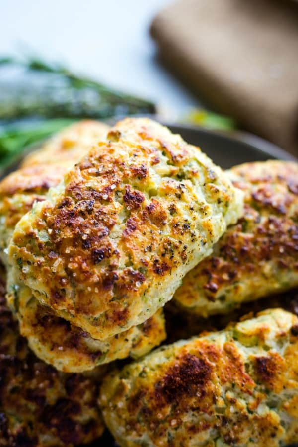 Savory Ricotta Scones with a crispy crust