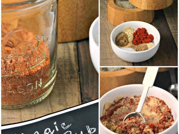 Webers Magic Rub | Life, Love, and Good Food