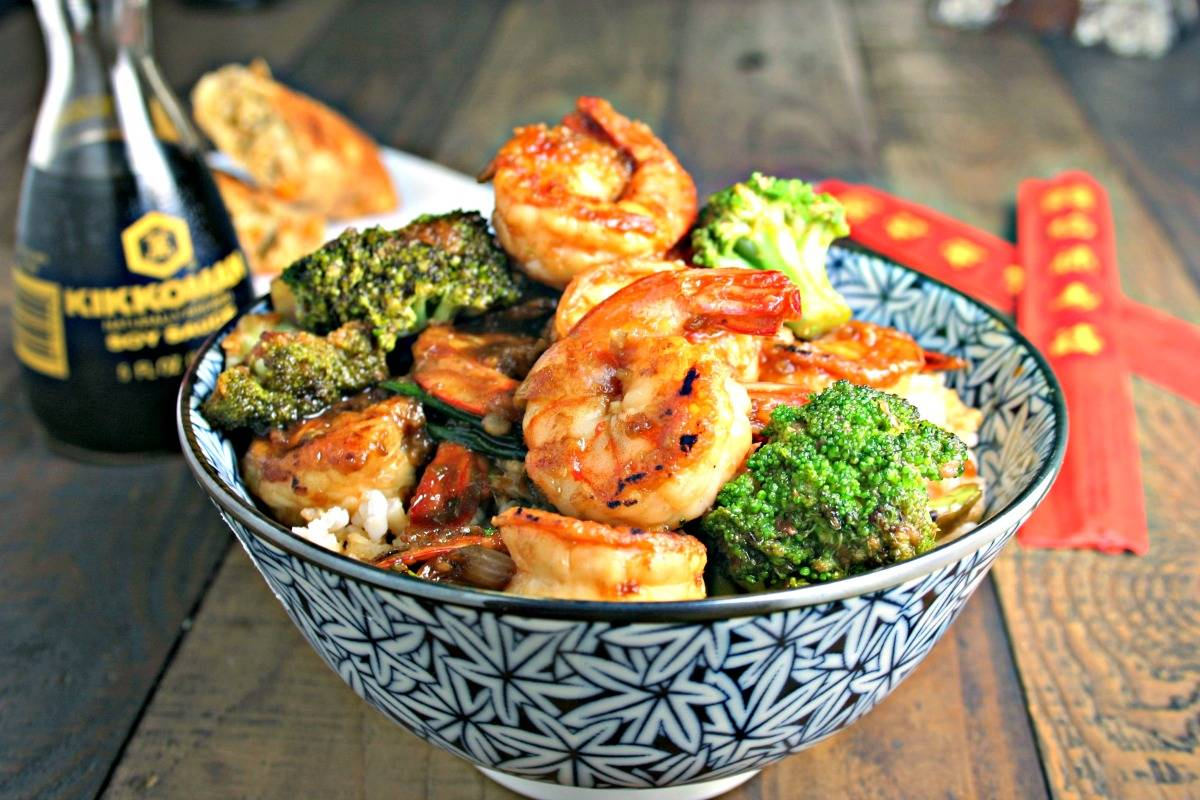 Shrimp Broccoli Stir-Fry | Life, Love, and Good Food