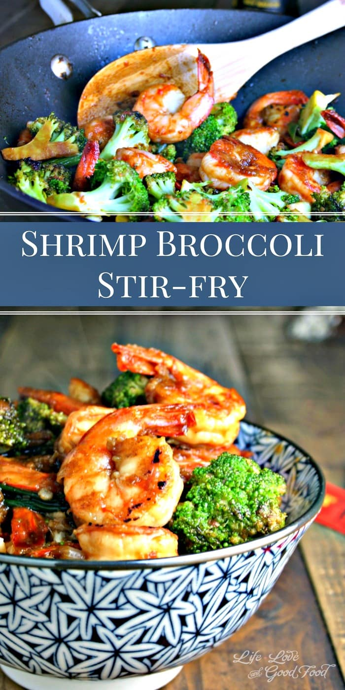 Shrimp Broccoli Stir-Fry | Life, Love, and Good Food