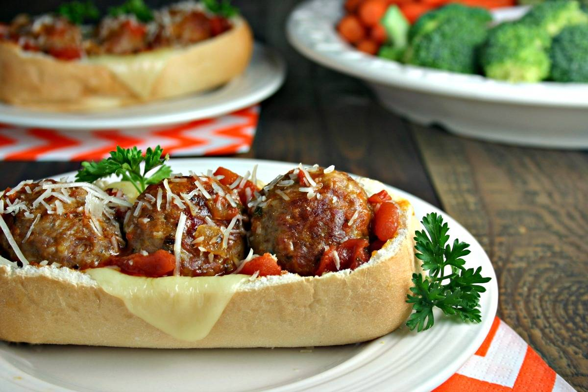 Meatball Subs | Life, Love, and Good Food