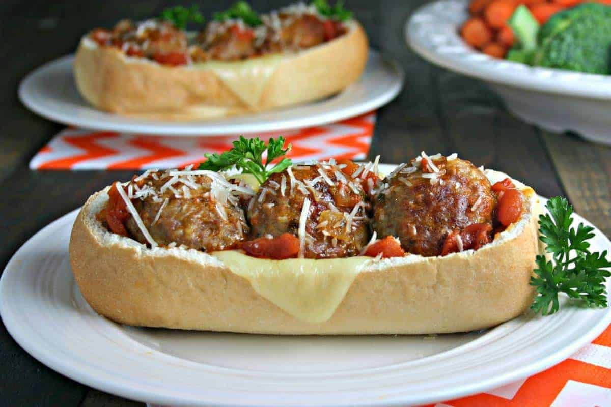 how to make good meatballs for meatball subs